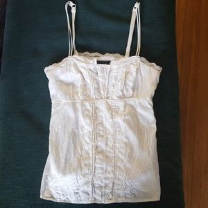 White House Black Market XXS Camisole